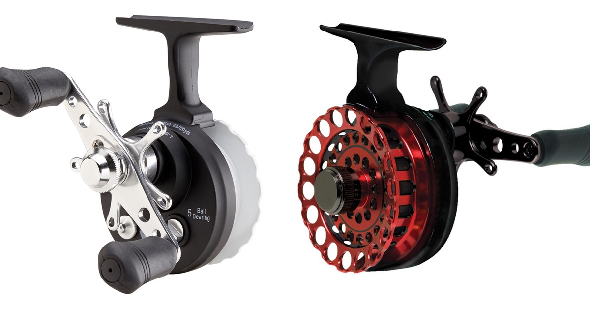 Ice fishing reels for Best fishing gear